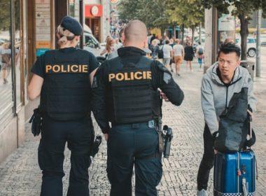 police men